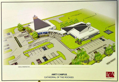 Amity church design