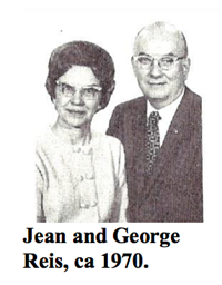Jean and George Reis
