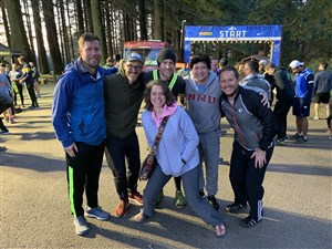 Pastors participate in Hood to Coast relay