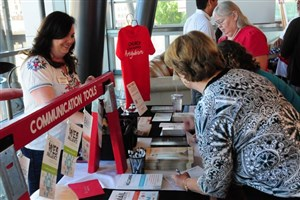 Ministry marketplace open for 'business' at Annual Conference