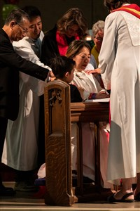 Six new leaders ordained and commissioned on Friday