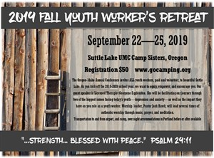 Western Jurisdiction youth leaders invited to retreat in Oregon-Idaho Conference
