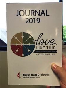 The 2019 Conference Journal is available for print on demand
