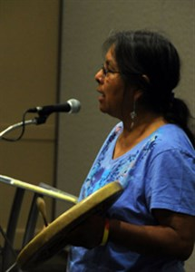 Council on Native American Ministries report on workshop at Annual Conference
