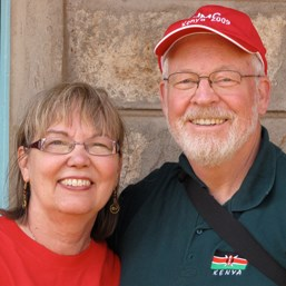 Retired Clergy Couple Follow Their Heart to Kenya