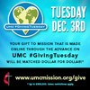 UMC #GivingTuesday Promises to Multiply Impact