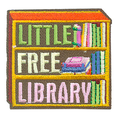 Little Free Library Graphic